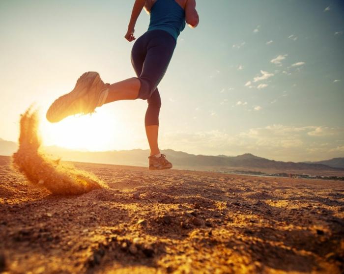 quel sport pratiquer courir sur le sable