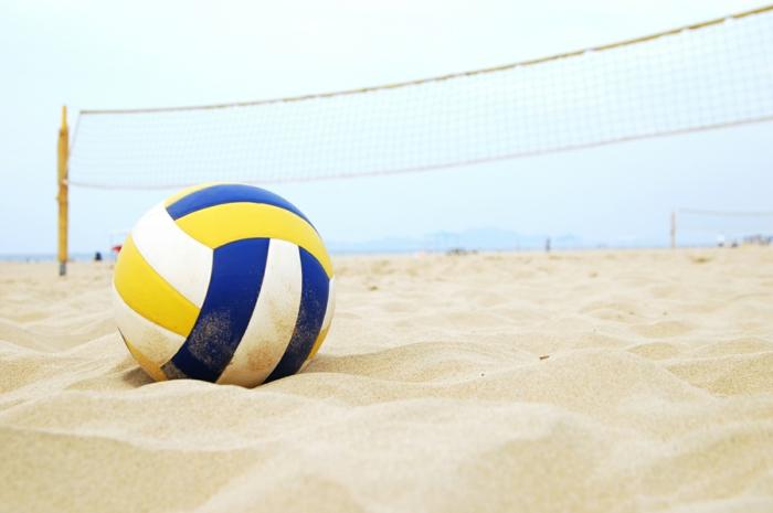 quel sport pratiquer propositions pour l'été beach-volley