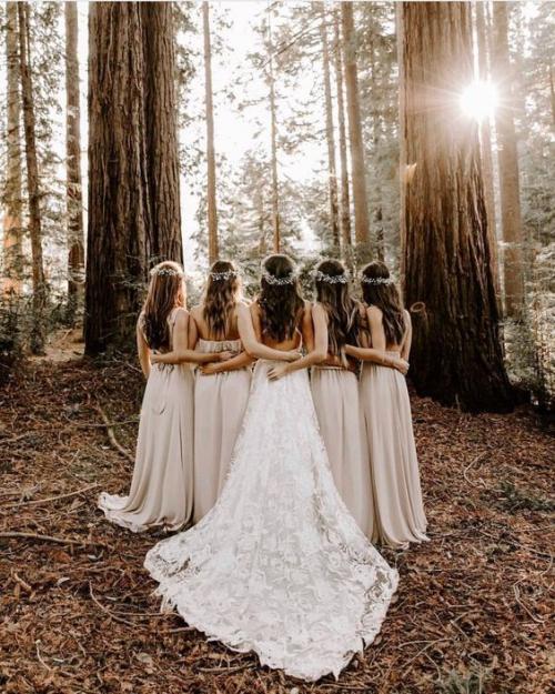 robe invitée mariage automnal robe somptueuse de la mariée