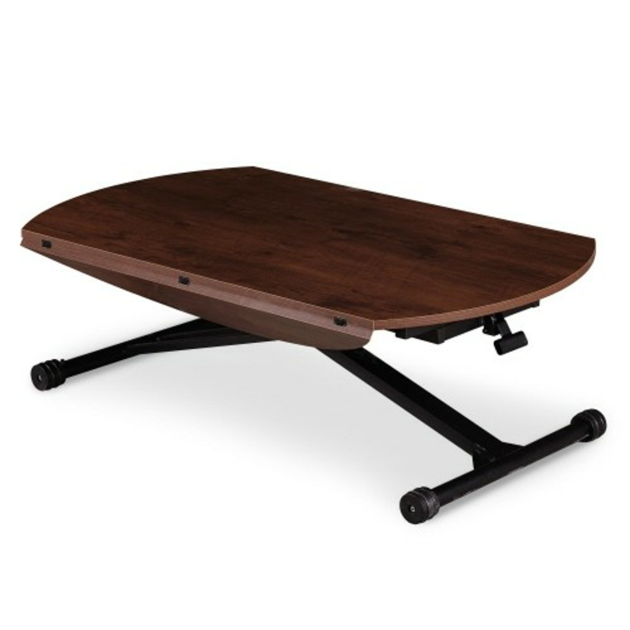 sharo table basse relevable extensible 1