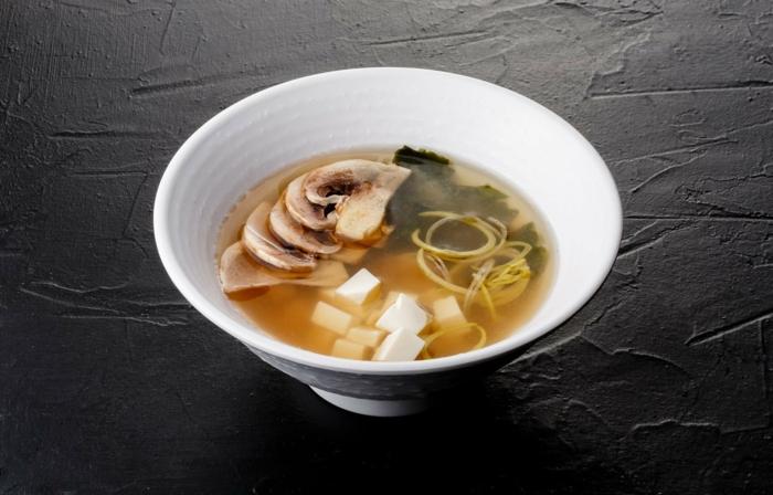 soupe miso japonaise