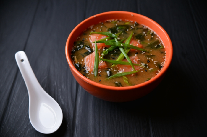 soupe miso recette facile à faire