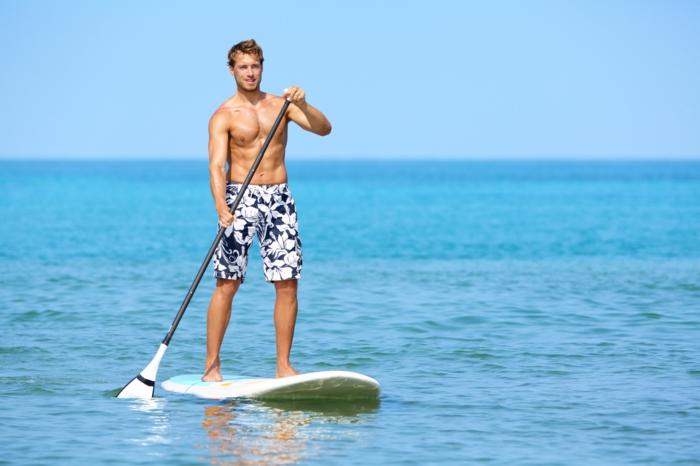 stand up paddle quel sport pratiquer