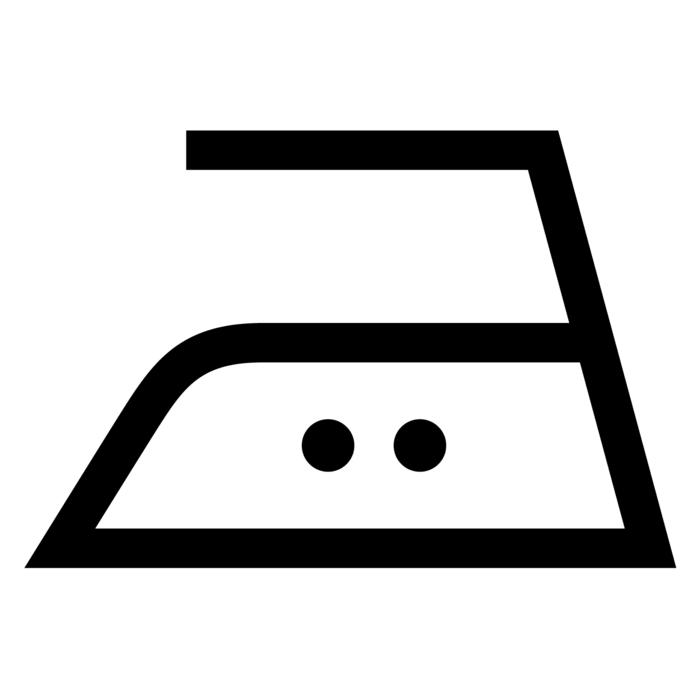 symboles lavage vêtements comment repasser