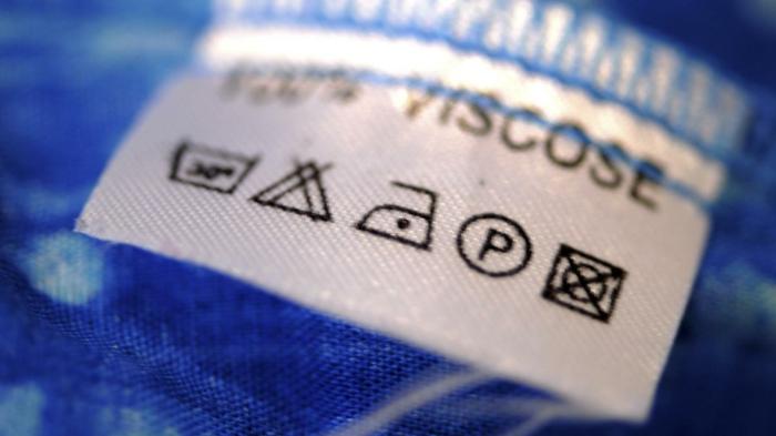 symboles lavage vêtements liste
