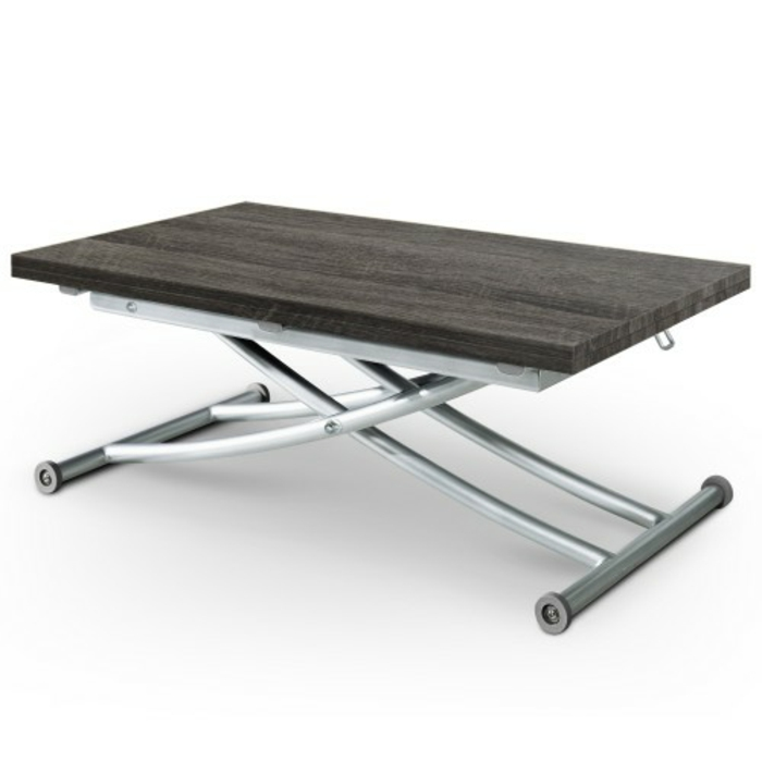 table carrera relevable table basse relevable extensible