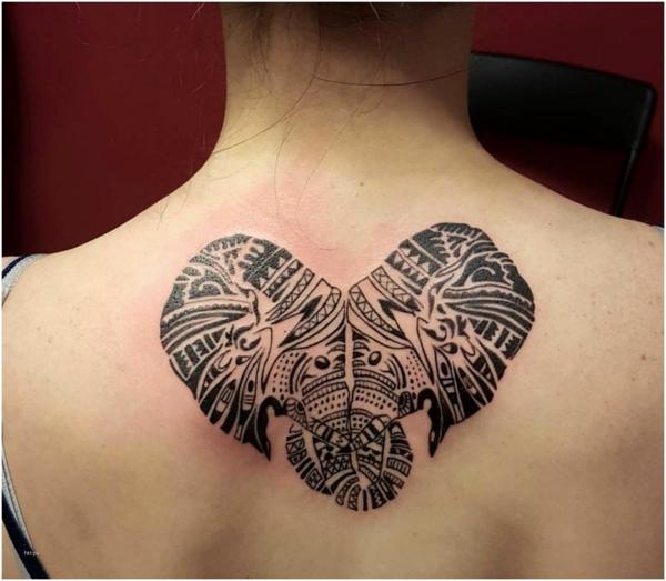 tatouage maorie femme motifs polynésien