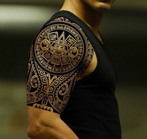 tatouage maorie homme idée de tatouage tribal