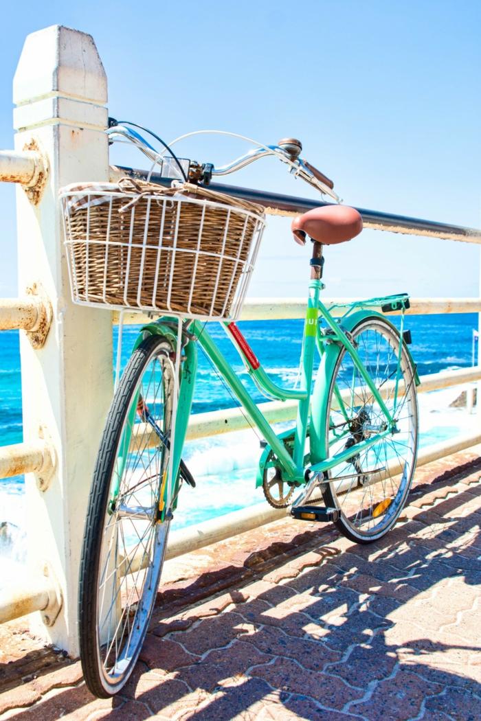 vélo rétro quel sport pratiquer pendant l'été