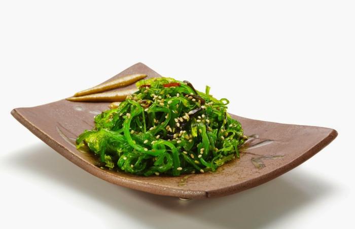 wakamé cuisine japonaise