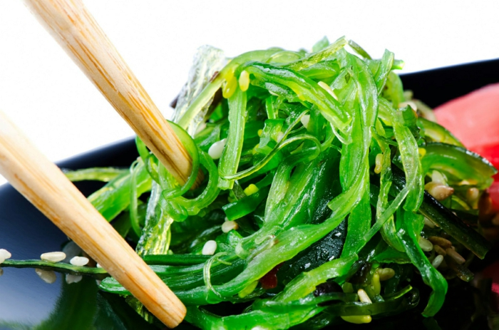 wakamé salade