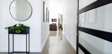 Couleur couloir : plein d\'idées pour un espace personnalisé