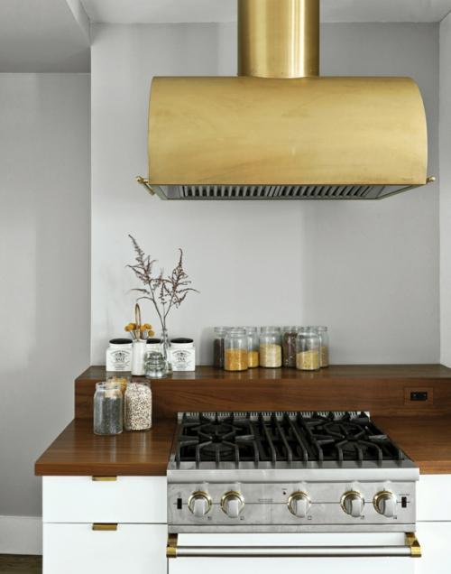 Intégrer le doré aspirateur de cuisine