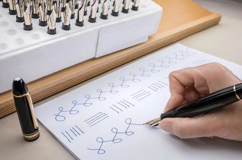 Intégrer le doré bonne écriture