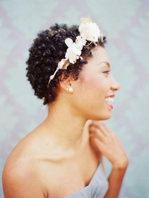 Coiffure Mariage Cheveux Courts Sans Extensions Pour Le Mariage