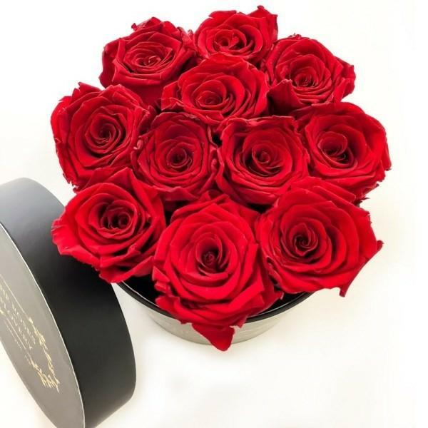 comment conserver une rose coffre cadeau