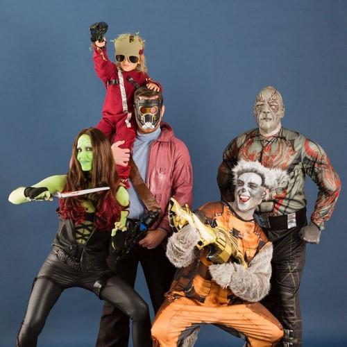 costume super héros pour Halloween les gardiens de la Galaxie