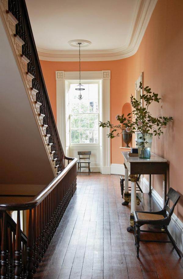 couleur couloir escalier intérieur