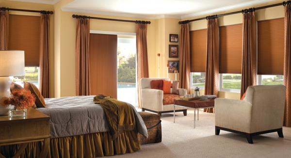 couleur de peinture tendance 2019 dulux brun miel épicé chambre à coucher