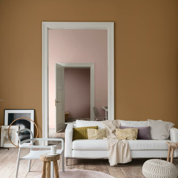 Bedroom Colour Ideas Brown
