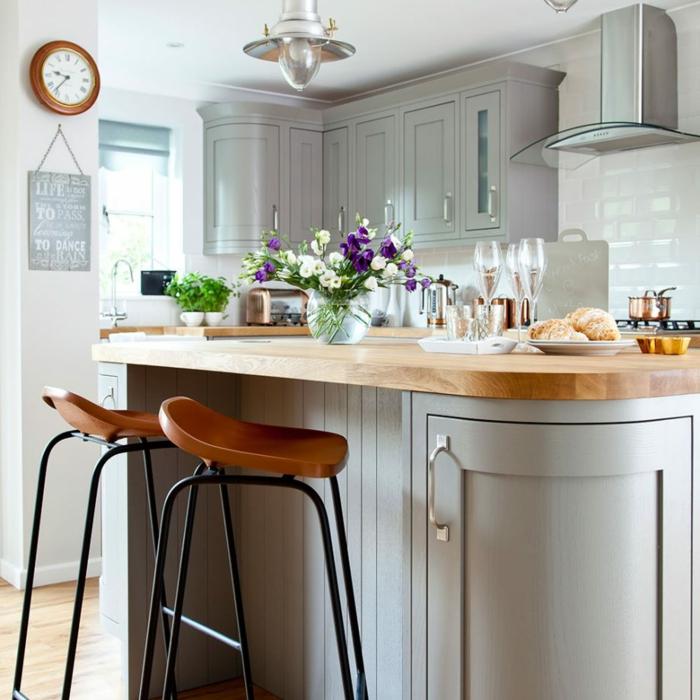 cuisine quip e avec lot exemples de conceptions d 39 int rieur r ussies. Black Bedroom Furniture Sets. Home Design Ideas