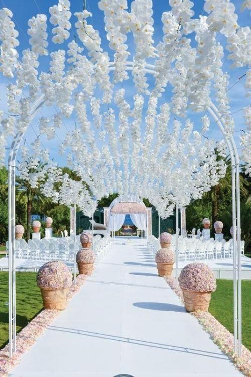 décoration mariage une fête solennelle