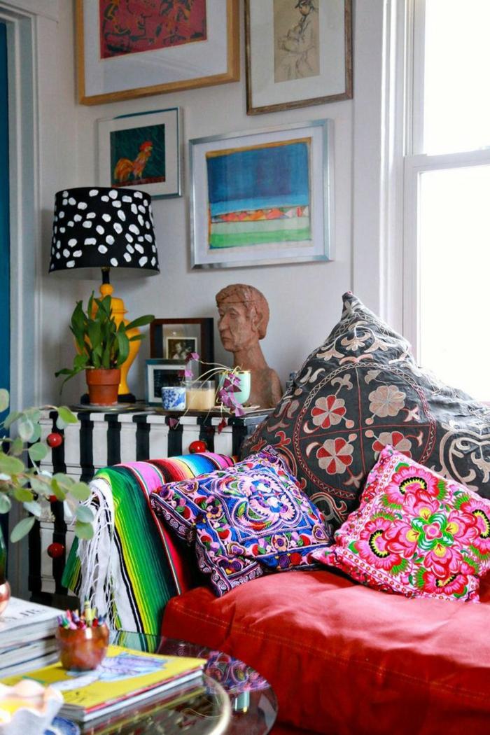 décoration tendance style maximaliste cousins colorés