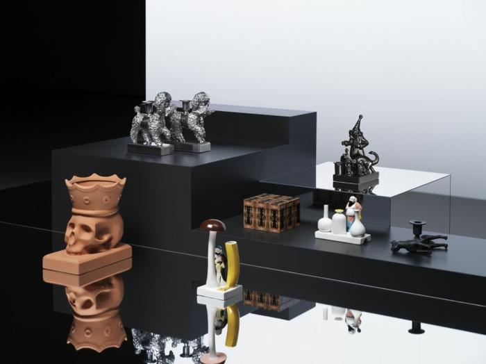 décoration tendance style maximaliste objets déco ikea