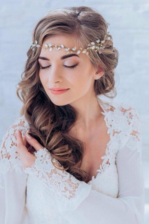 diadème mariage tiare à crystaux