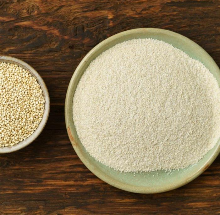 farine de quinoa par quoi remplacer la farine de blé