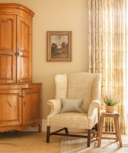 fauteuil relax coin détente en beige