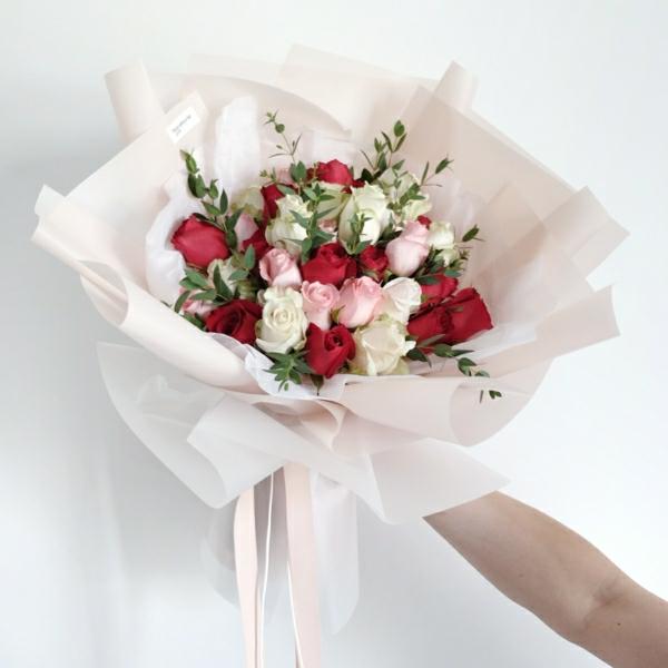fleurs coupées comment conserver une rose