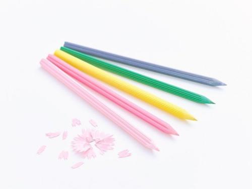 fournitures scolaires crayons élégants