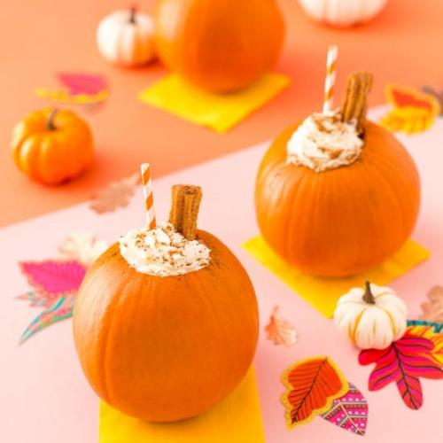 gâteaux Halloween citrouilles décorées