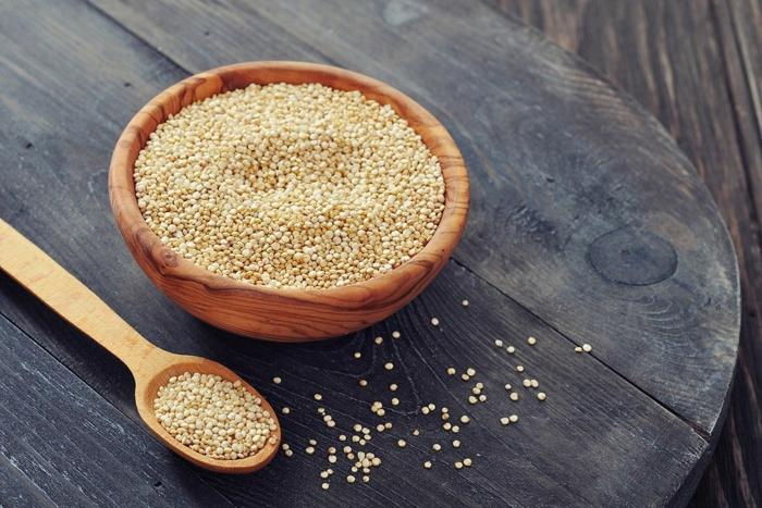 graines de quinoa par quoi remplacer la farine de blé