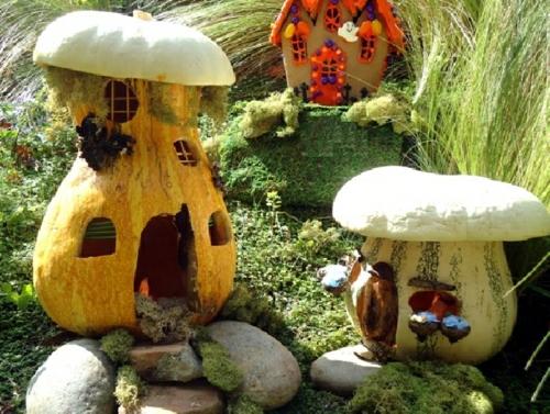 idée activité manuelle automne diy déco jardin maison