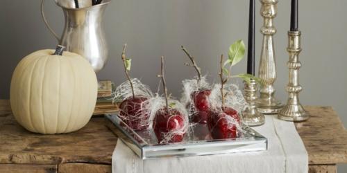 idée activité manuelle automne diy pommes au sucre