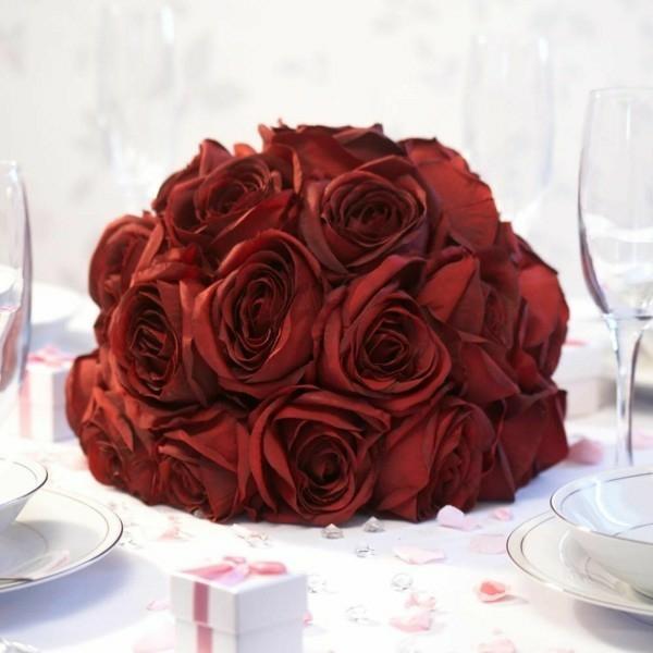 idée bouquet de fleurs comment conserver une rose