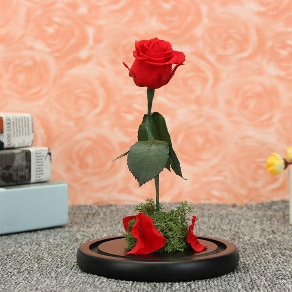 idée déco comment conserver une rose