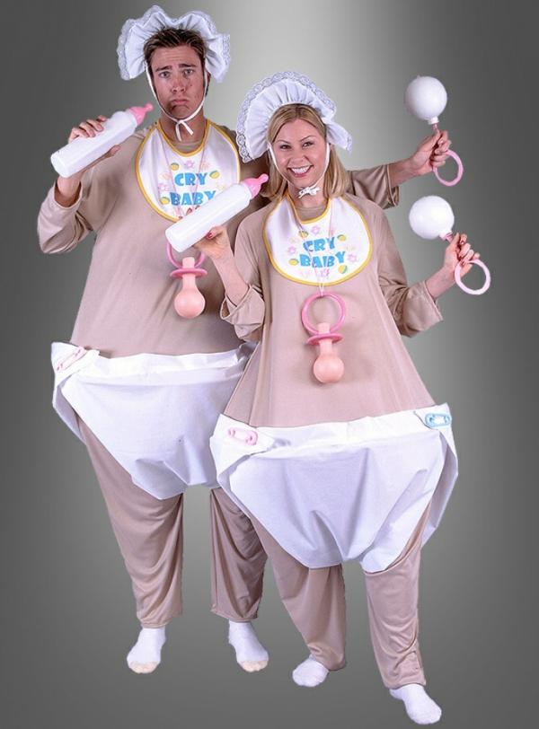 idée de déguisement couple halloween bébés