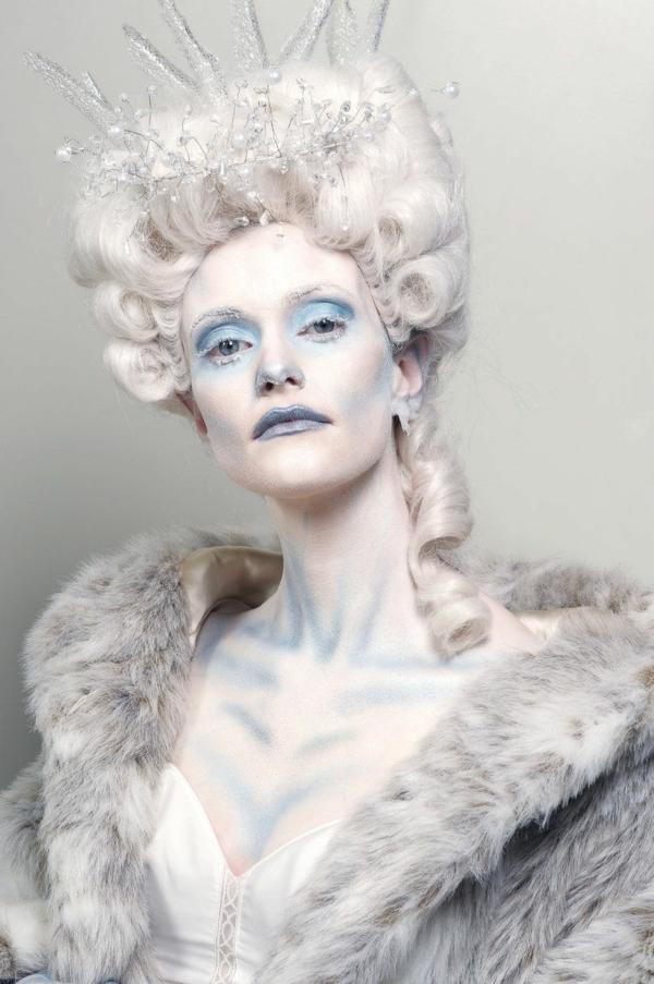 idée de maquillage pour halloween pour femme