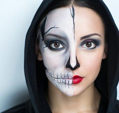 idée de maquillage pour halloween