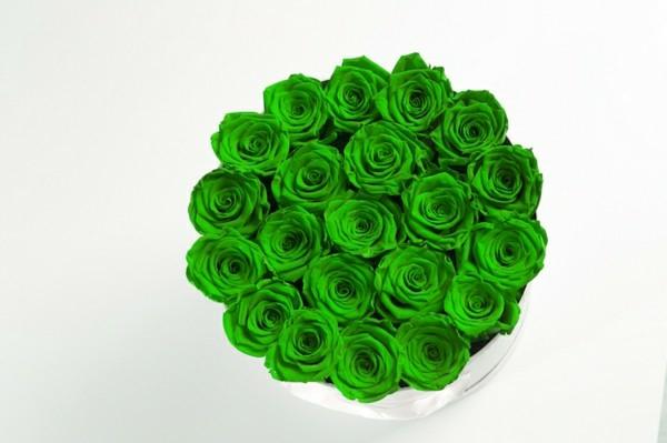 idée diy comment conserver une rose verte