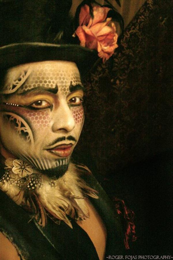idée pour homme idée de maquillage pour halloween