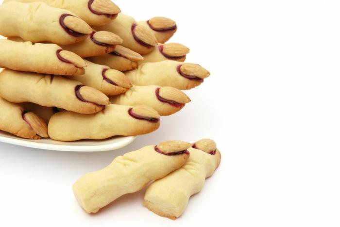 idée recette halloween cookies