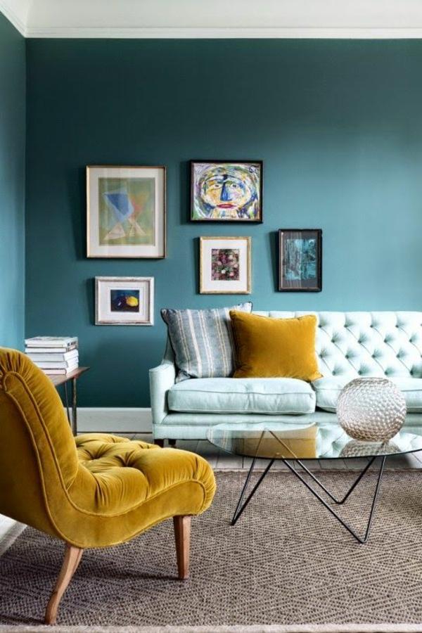 intérieur minimaliste couleur de peinture tendance 2019 dulux brun miel épicé