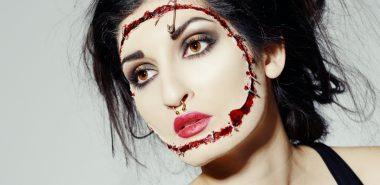 Maquillage facile pour Halloween  idées et tutoriels de