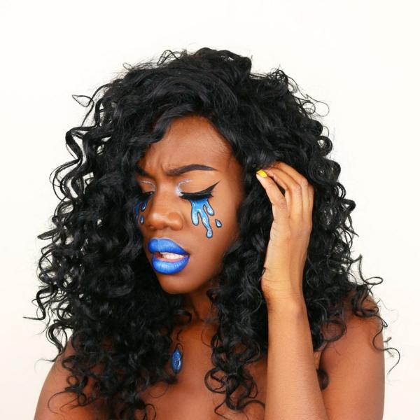 maquillage facile pour halloween pour femme