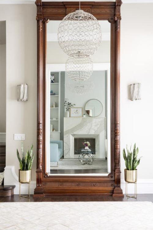 miroir Ikea miroir de grande taille