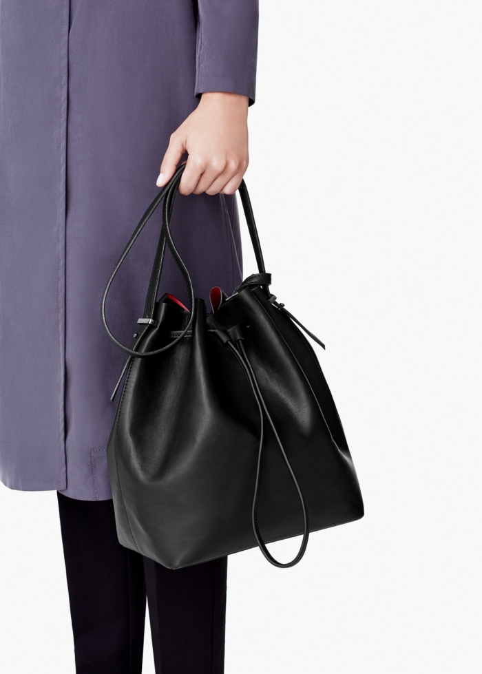 officewear sac seau en cuir